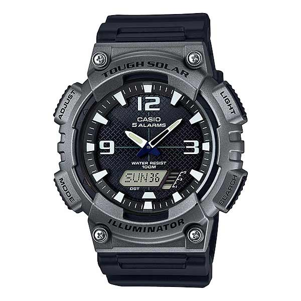 Casio AQ-S810W-1A4VDF Solar Mens Resin