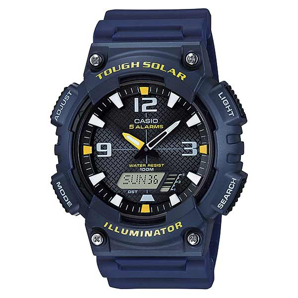 Casio AQ-S810W-2AVDF Solar Mens Resin