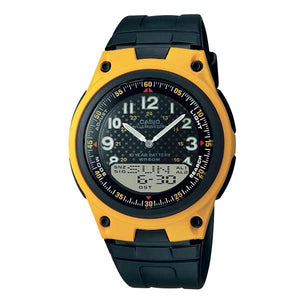 Casio AW-80-9BVDF Dual Display Mens Resin