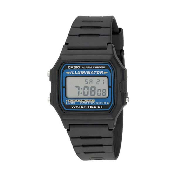 Casio F-105W-1ADF Digital Unisex Resin