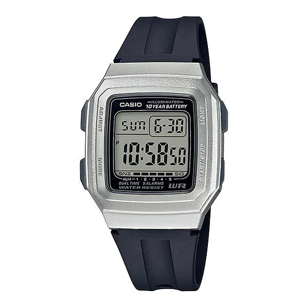 Casio F-201WAM-7AVDF Digital Unisex Resin