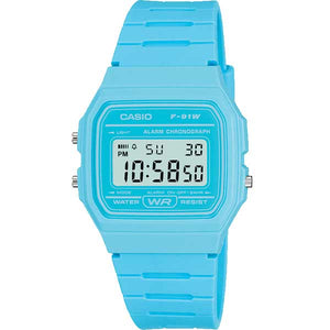 Casio F-91WC-2AEF Digital Unisex Resin