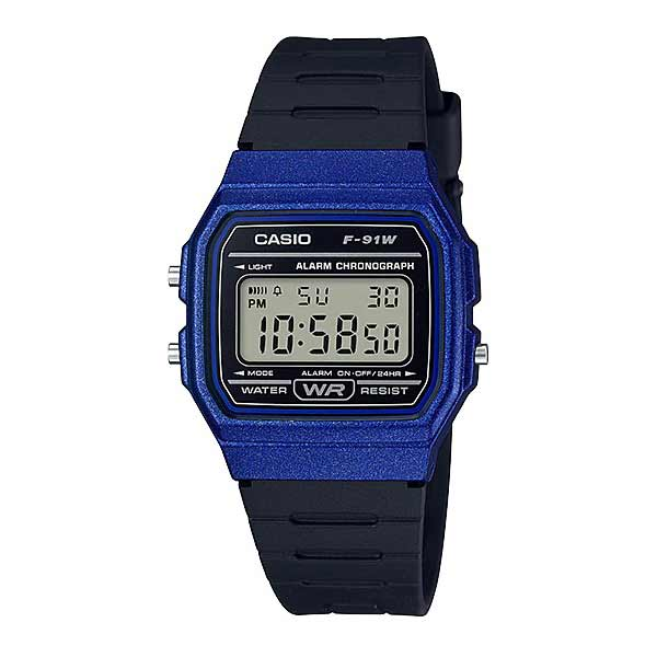 Casio F-91WM-2ADF Digital Unisex Resin