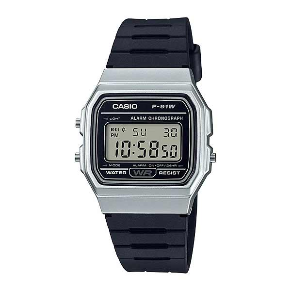 Casio F-91WM-7ADF Digital Unisex Resin