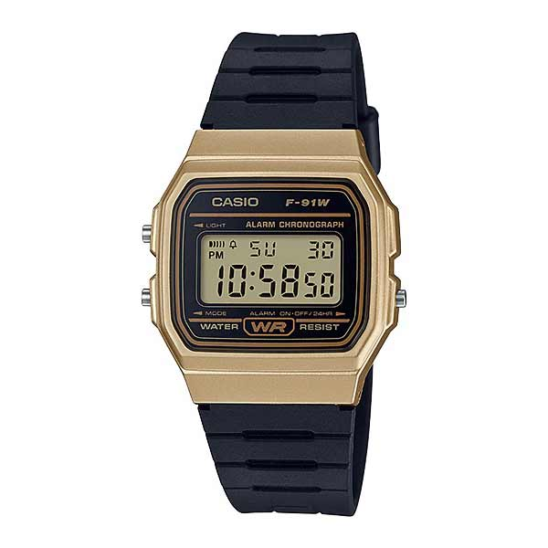 Casio F-91WM-9ADF Digital Unisex Resin