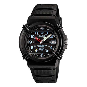 Casio HDA-600B-1BVDF Quartz Mens Resin