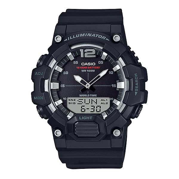 Casio HDC-700-1AVDF Dual Display Mens Resin