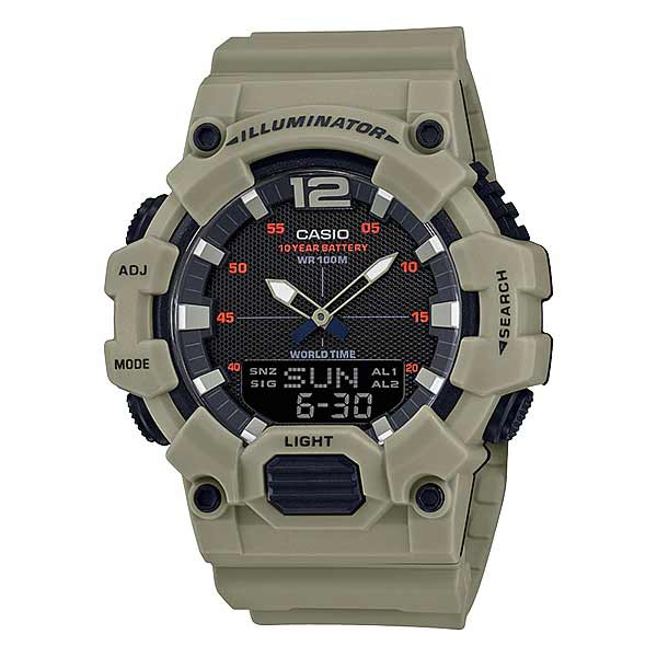 Casio HDC-700-3A3VDF Dual Display Mens Resin
