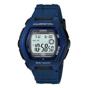Casio HDD-600C-2AVDF Dual Display Mens Resin