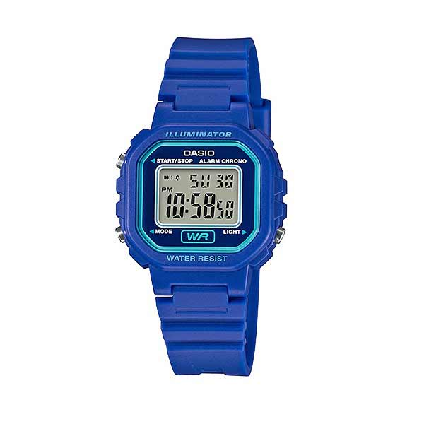 Casio LA-20WH-2ADF Digital Womens Resin
