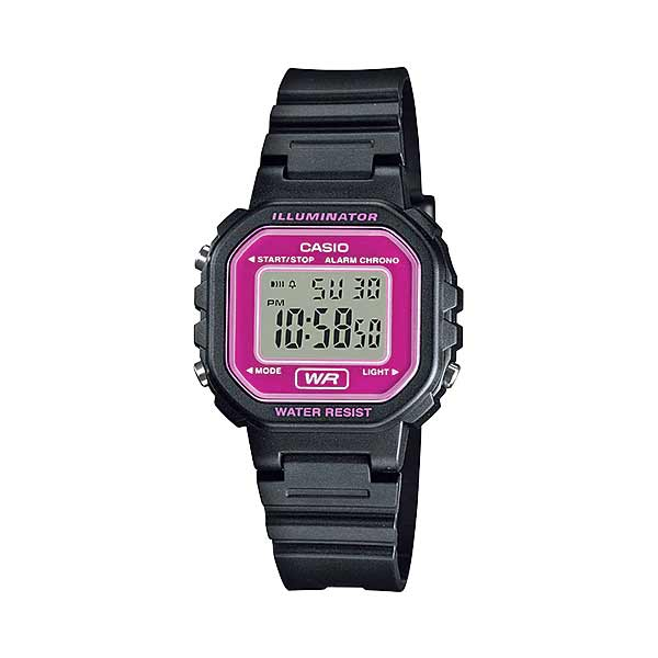 Casio LA-20WH-4ADF Digital Womens Resin