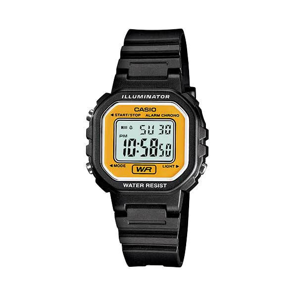 Casio LA-20WH-9ADF Digital Womens Resin