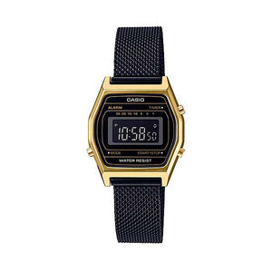Casio LA690WEMB-1BDF Digital Womens Black