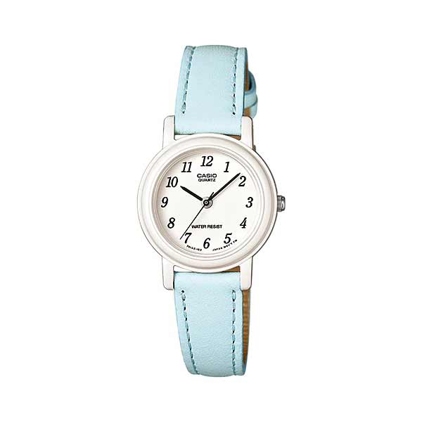 Casio LQ-139L-2BDF Quartz Womens Leather