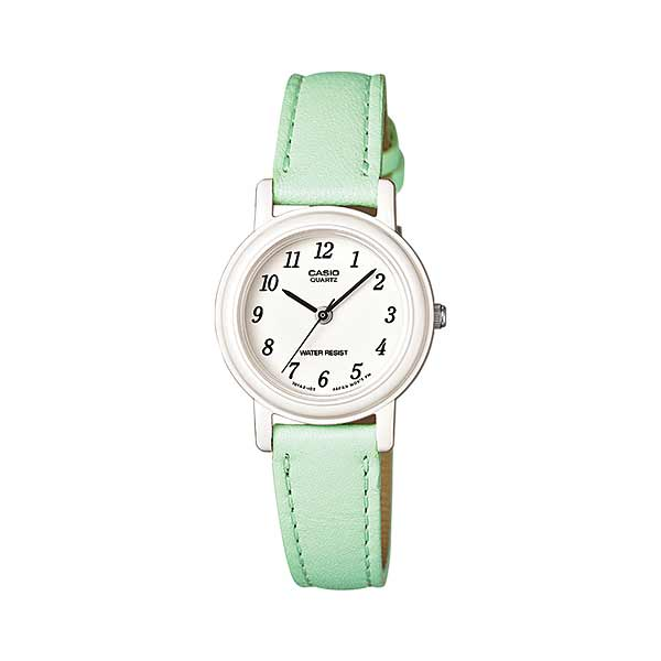 Casio LQ-139L-3BDF Quartz Womens Leather