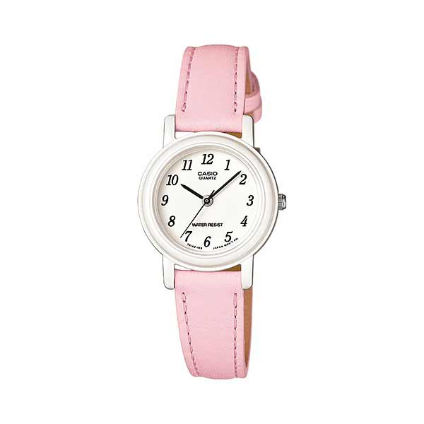 Casio LQ-139L-4B1DF Quartz Womens Leather