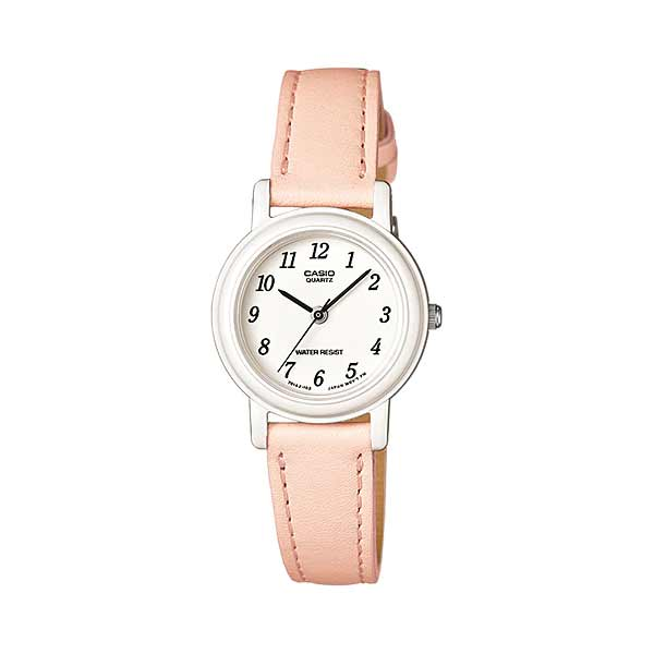 Casio LQ-139L-4B2DF Quartz Womens Leather