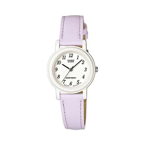 Casio LQ-139L-6BDF Quartz Womens Leather