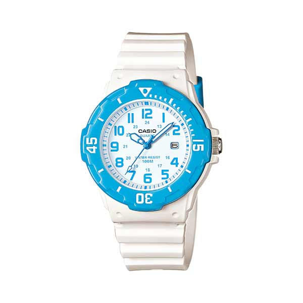 Casio LRW-200H-2BVDF Quartz Womens Resin