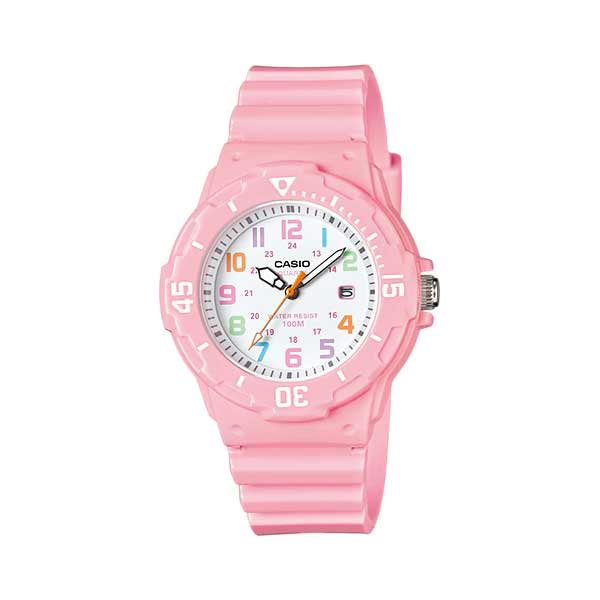 Casio LRW-200H-4B2VDF Quartz Womens Resin