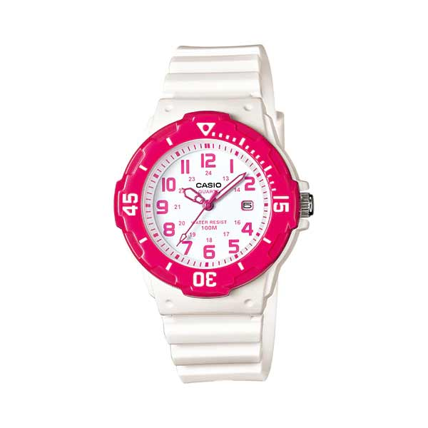Casio LRW-200H-4BVDF Quartz Womens Resin