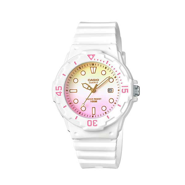 Casio LRW-200H-4E2VDR Quartz Womens Resin