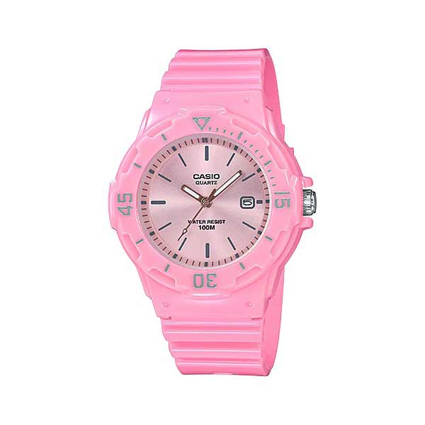 Casio LRW-200H-4E4VDF Quartz Womens Resin