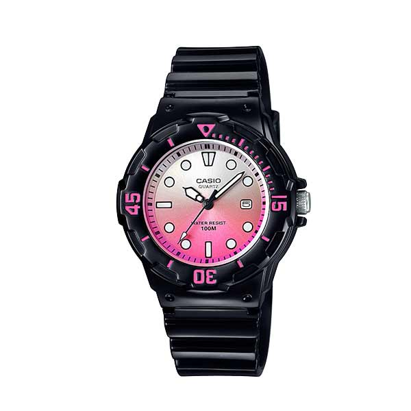 Casio LRW-200H-4EVDR Quartz Womens Resin