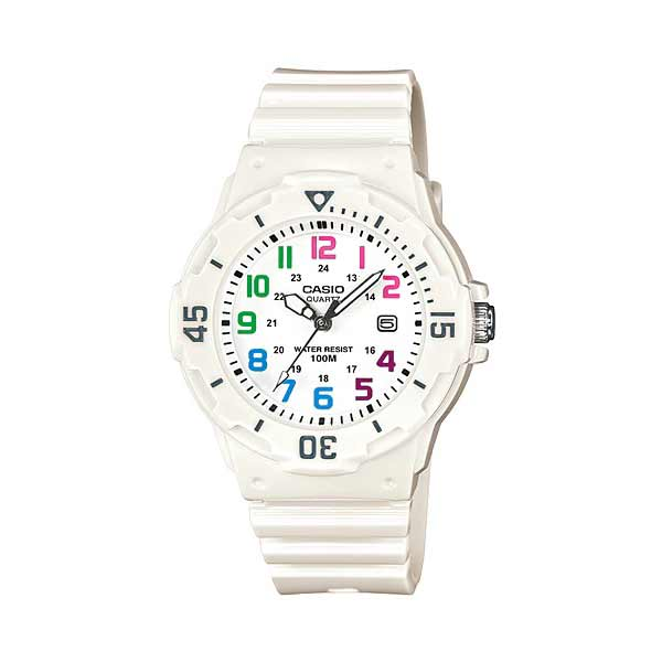 Casio LRW-200H-7BVDF Quartz Womens Resin