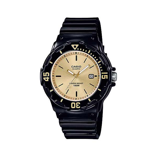 Casio LRW-200H-9EVDF Quartz Womens Resin