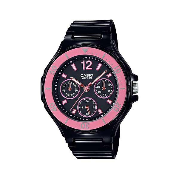 Casio LRW-250H-1A2VDF Quartz Womens Resin