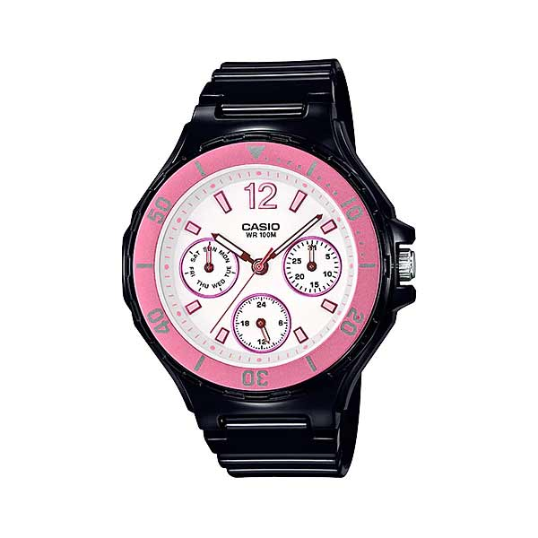 Casio LRW-250H-1A3VDF Quartz Womens Resin