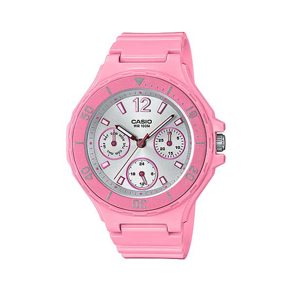 Casio LRW-250H-4A3VDF Quartz Womens Resin