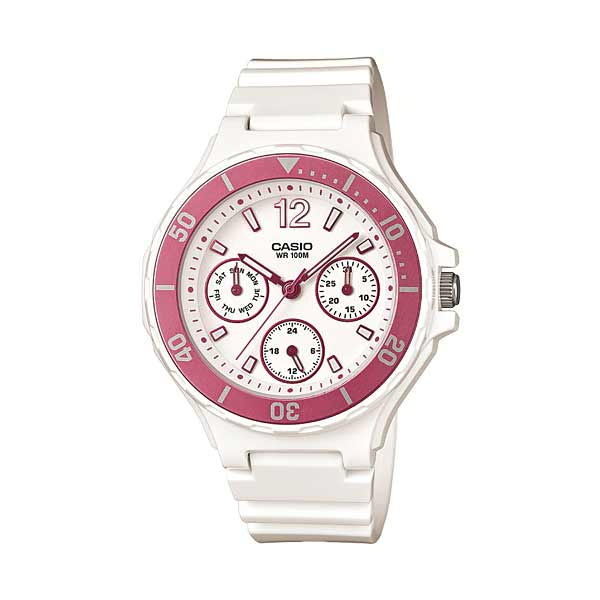 Casio LRW-250H-4AVDF Quartz Womens Resin