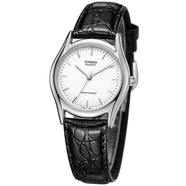 Casio LTP-1094E-7ARDF Quartz Womens Leather