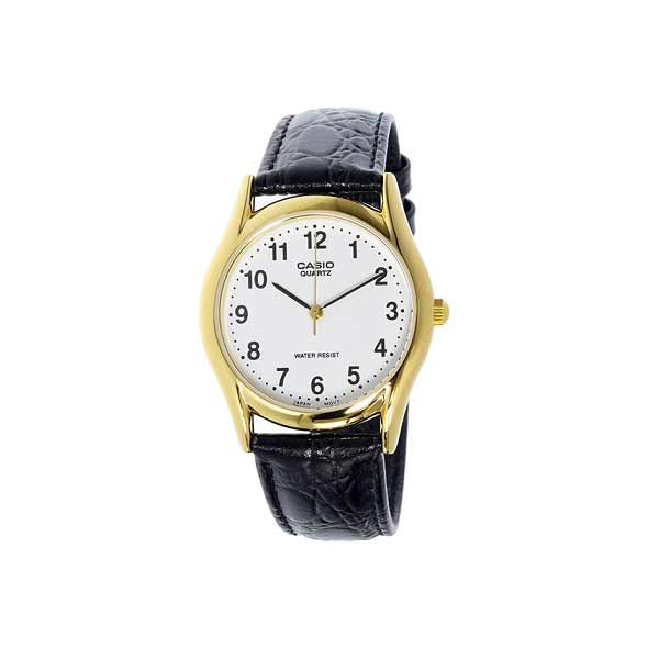 Casio LTP-1094Q-7B1RDF Quartz Womens Leather