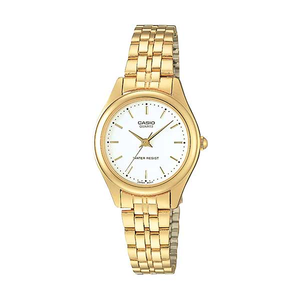 Casio LTP-1129N-7ARDF Quartz Womens Gold