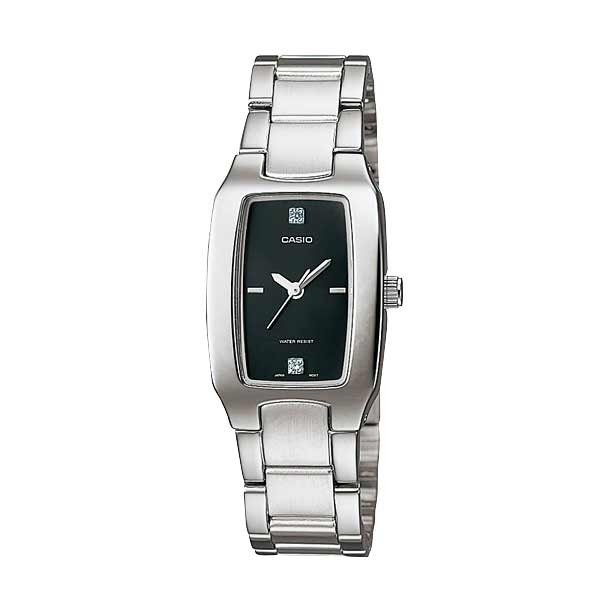 Casio LTP-1165A-1C2DF Quartz Womens Silver