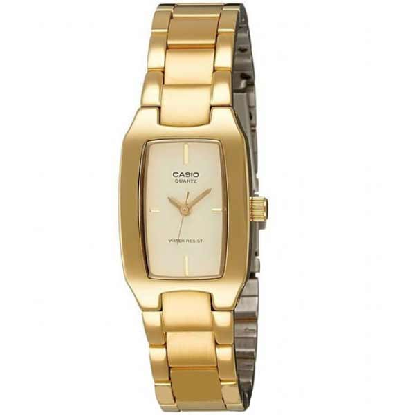 Casio LTP-1165N-9CRDF Quartz Womens Gold