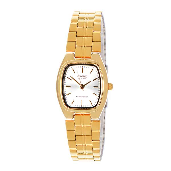 Casio LTP-1169N-7ARDF Quartz Womens Gold