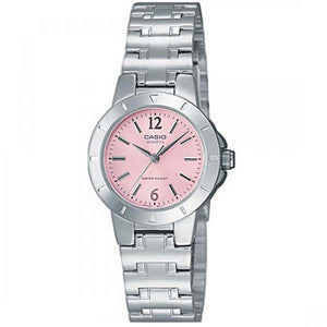 Casio LTP-1177A-4A1DF Quartz Womens Silver