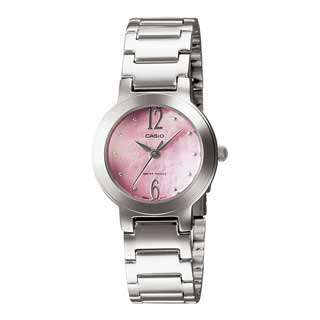 Casio LTP-1191A-4A1DF Quartz Womens Silver