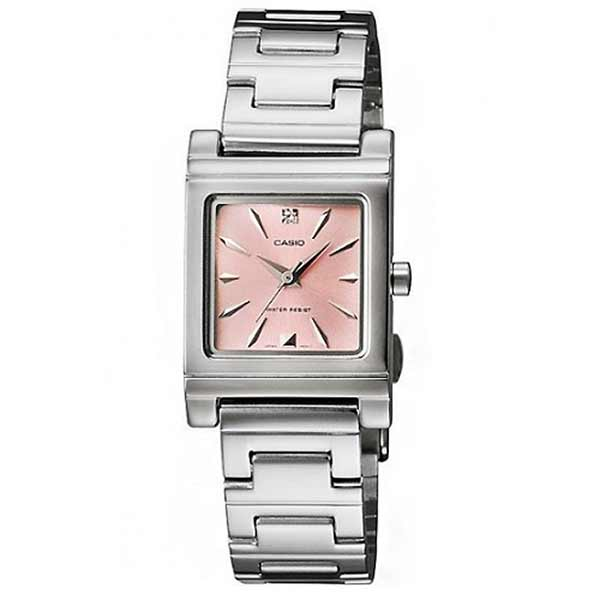 Casio LTP-1237D-4A2DF Quartz Womens Silver