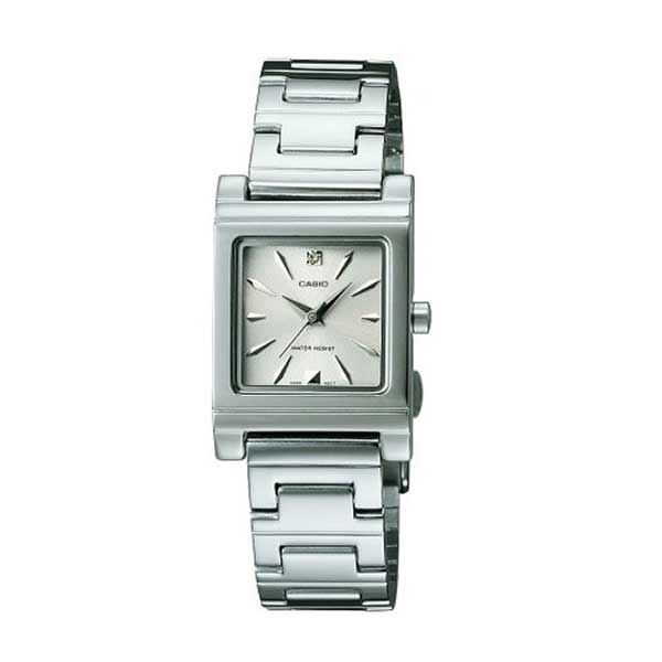 Casio LTP-1237D-7A2DF Quartz Womens Silver