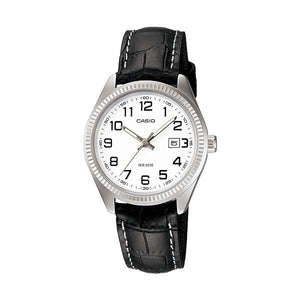 Casio LTP-1302L-7BVDF Quartz Womens Leather
