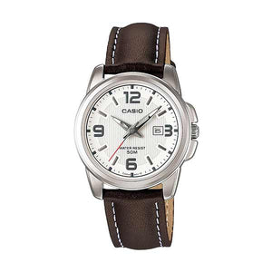 Casio LTP-1314L-7AVDF Quartz Womens Leather