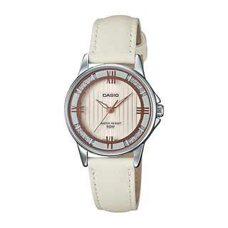 Casio LTP-1391L-7A2VDF Quartz Womens Leather