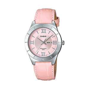 Casio LTP-1410L-4AVDF Quartz Womens Leather