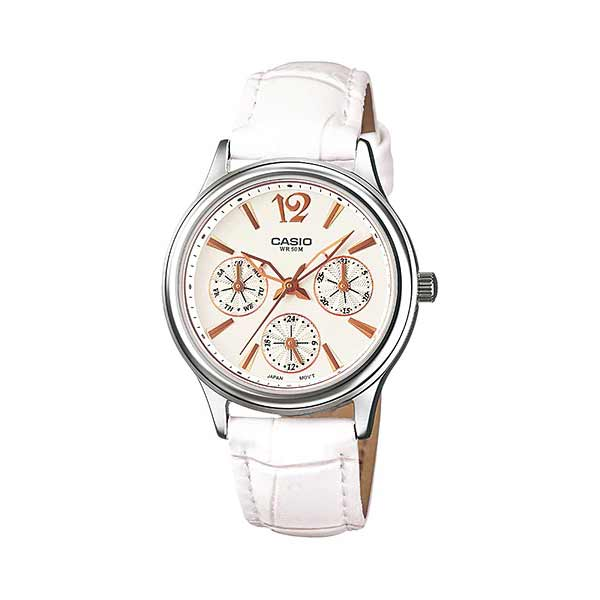 Casio LTP-2085L-7AVDF Quartz Womens Leather