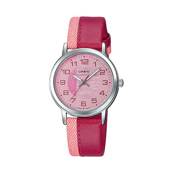 Casio LTP-E159L-4BDF Quartz Womens Leather